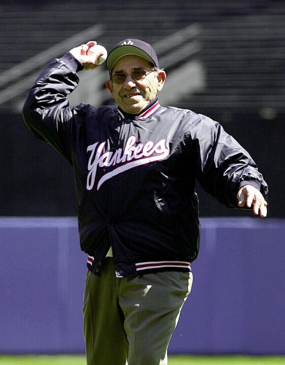 Yogi Berra Remembered by a Sportswriter Who Admired Him