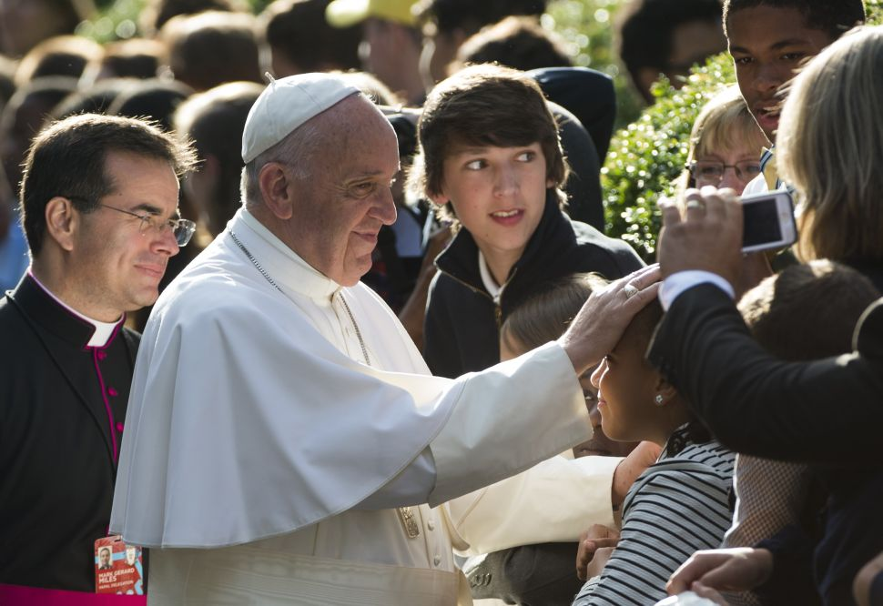 Pope Francis Has Entirely Upended Traditional Divisions of Politics and Religion
