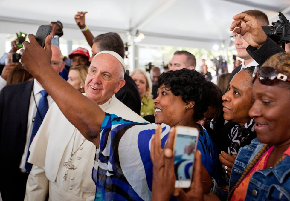 By the Numbers: Pope Francis' Visit to New York City