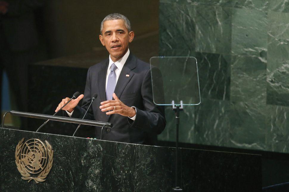 Barack Obama and Vladimir Putin Slug It Out on the World Stage