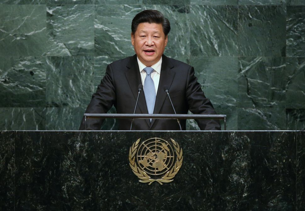 China President Xi Jinping Attacked by Hillary Clinton Over Persecution of Feminists