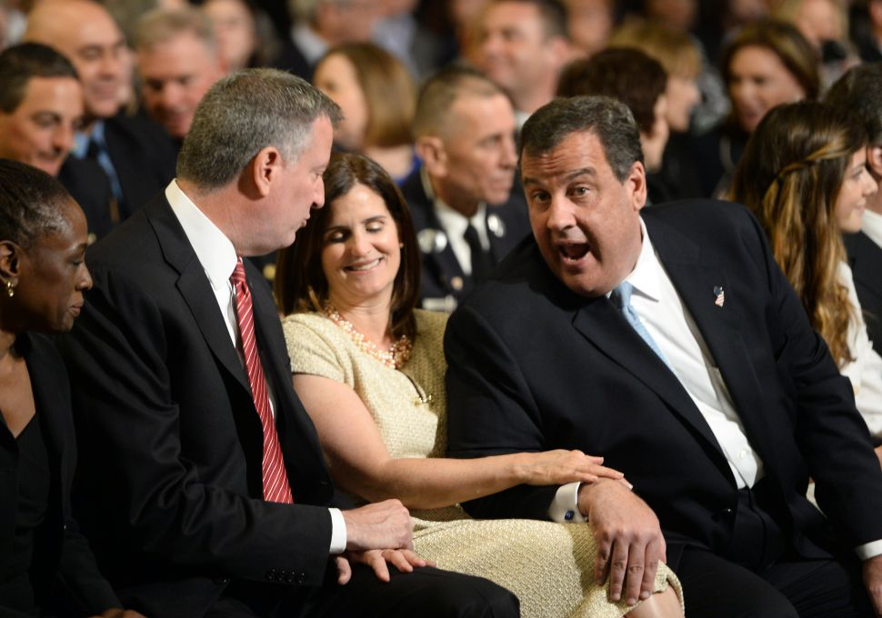 NYC Mayor Says Chris Christie's Answers on Bridgegate Aren't 'Good Enough'