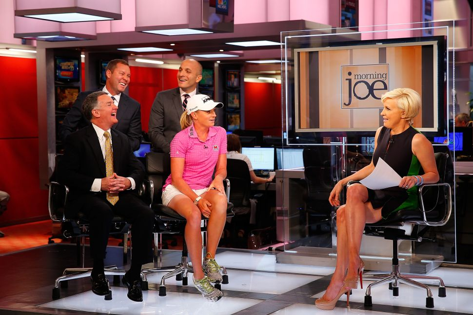 WeeklyWrap-Up:'Morning Joe' Remains the Bright Sun in Wobbly MSNBC Solar System