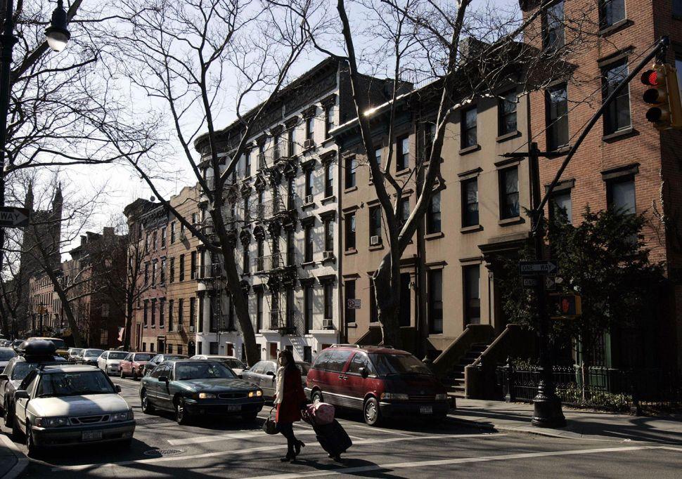 Brooklyn Brownstone Listings Surge