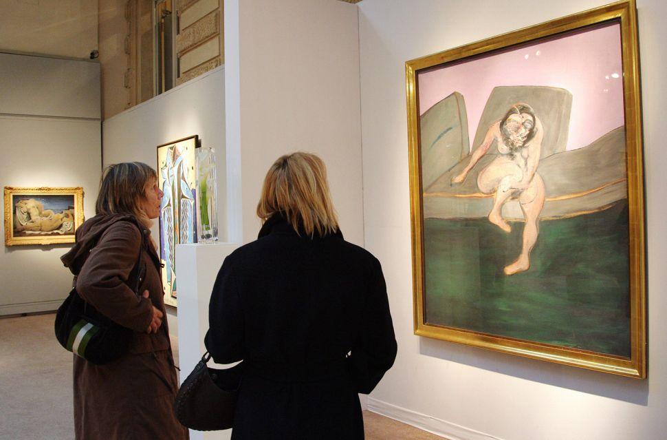 Phillips Rejoins Modern Art Auction Fray; Ups Staff, Deals