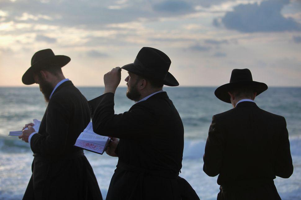 European Jews Fear Bringing Children to Synagogue on Rosh Hashanah