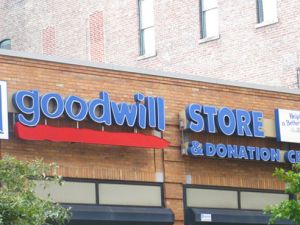 The Goodwill in Downtown Brooklyn is still there.