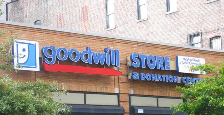 Gentrification at the Goodwill: Not Even New York's Thrift Stores Are for the Poor