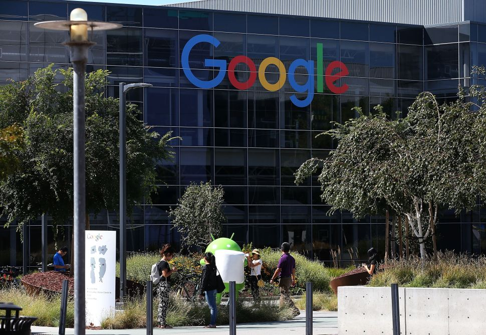 Female Engineer Sues Google, Claims Coworker Put Camera Under Her Desk