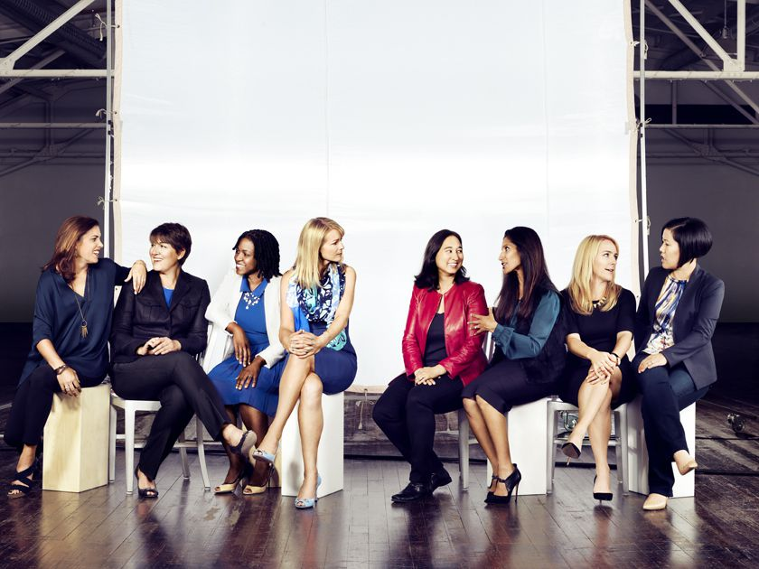 'Why Powerful Women Love Google, and Why They Leave It'