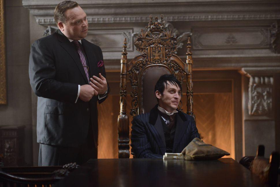 'Gotham' City Tour: Finding Season Two Secrets on the Show's Brooklyn Set