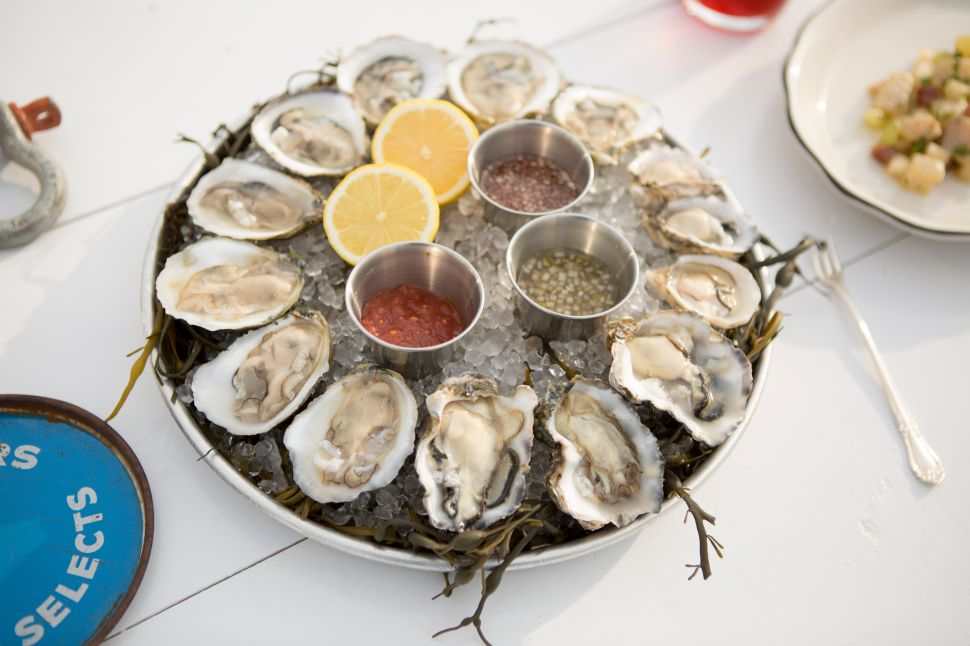 Have You Discovered the Best Oyster Bars in New York City?