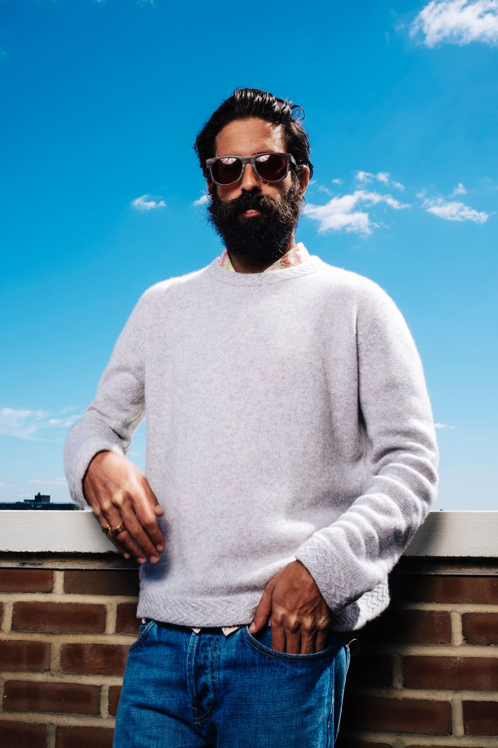 The Elder Statesman's Greg Chait Is Reinventing the Cashmere Business