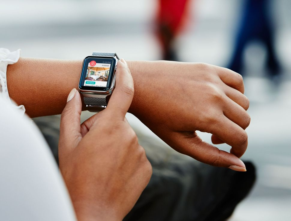 Airbnb Releases Apple Watch App