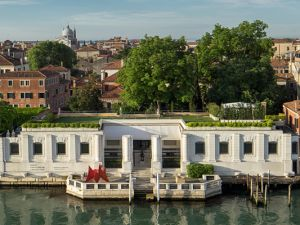The Peggy Guggenheim Collection in Venice.