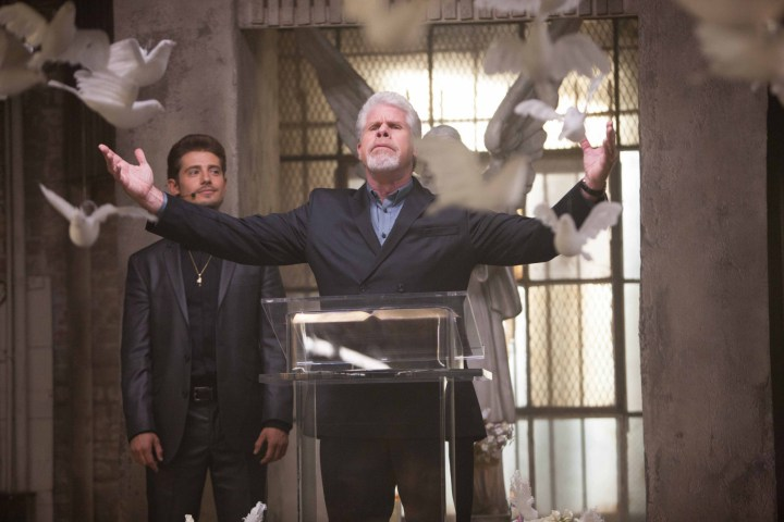 'Hand of God' Creator on the Personal Grief That Shaped His Dark Amazon Series