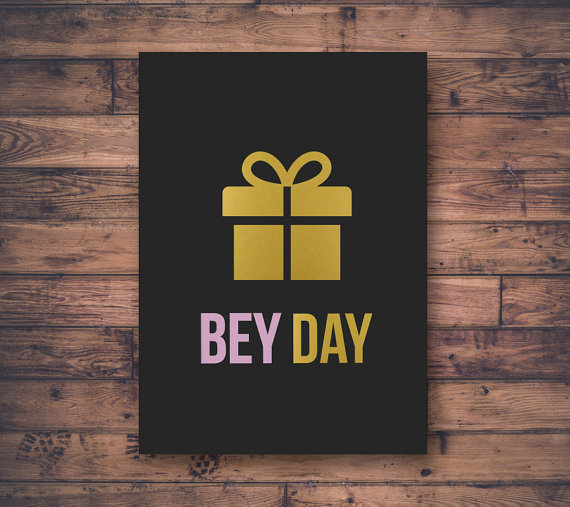 9 Etsy Must-Haves Beyoncé Fans Can Nab This 'Bey Day'