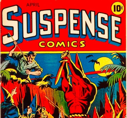 Rare, Lurid, Controversial 'Golden Age' Comic Soars at Auction