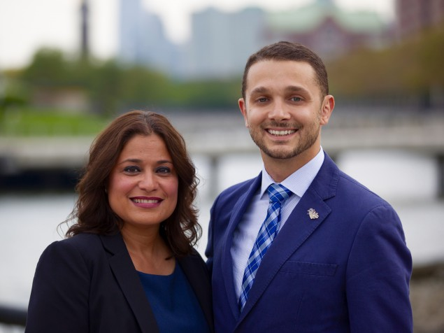 Assembly Candidate Supports DeFusco in Hoboken's Ward 1