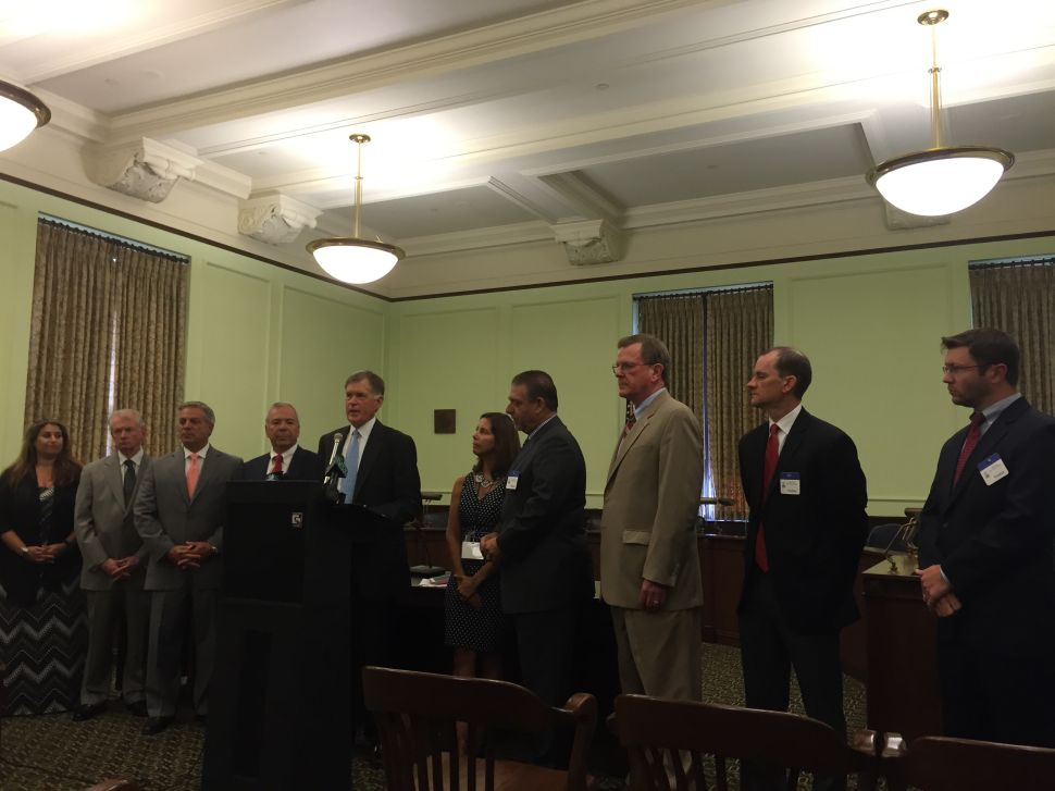 NJ Business Leaders to Meet With Legislators in AC Without Christie