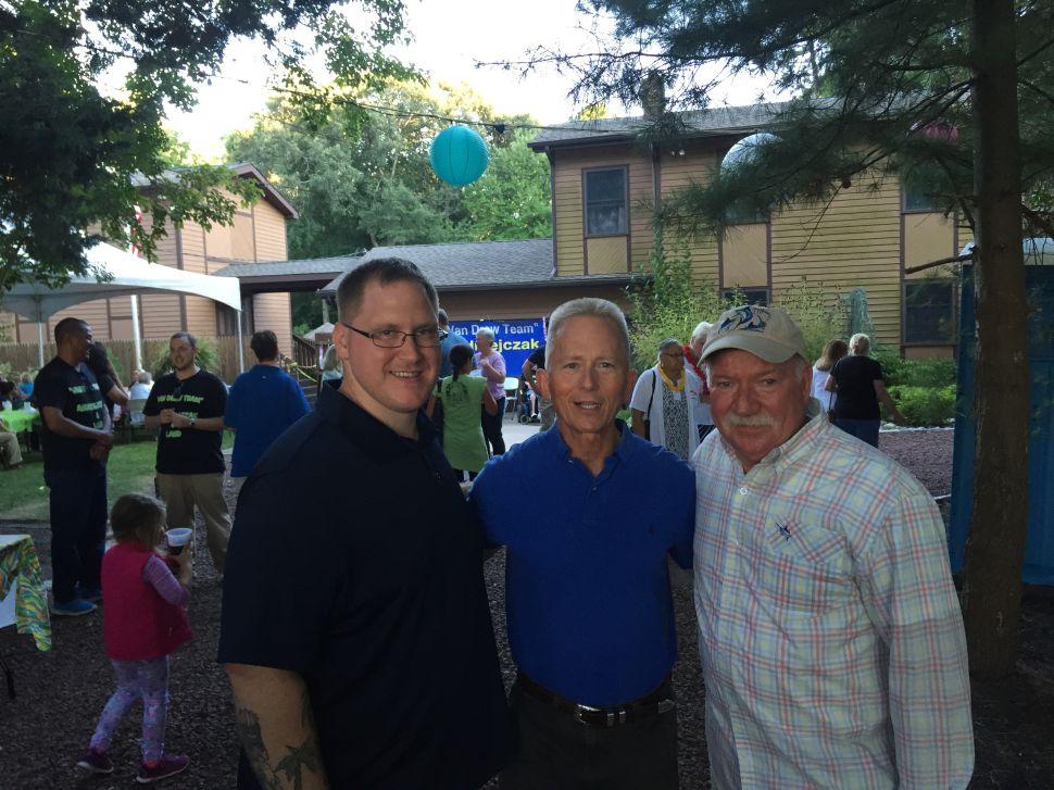 Andrzejczak Camp Fires Back at Veterans' Letter Against LD1 Democrats