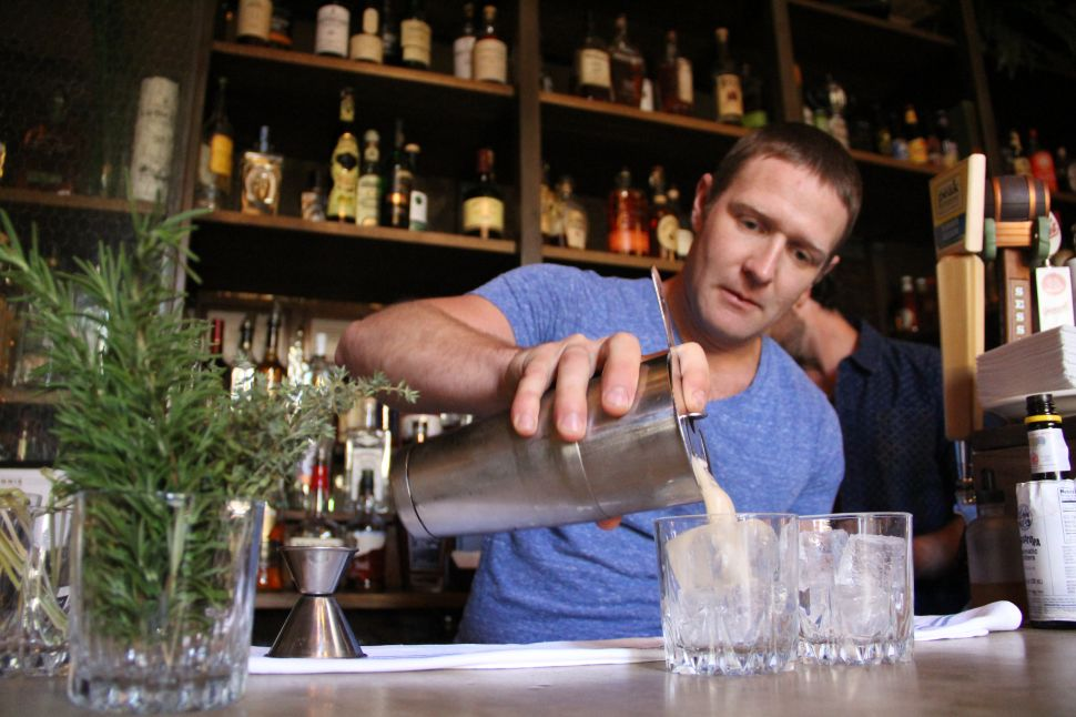With Rare Mixology Ways, a 'Botanical Bartender' Is Making Astoria a Cocktail Hotspot