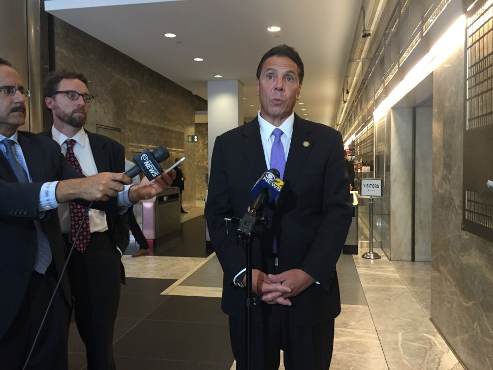 Cuomo: Proposed Hudson Tunnel Funding Deal 'More Than Fair'