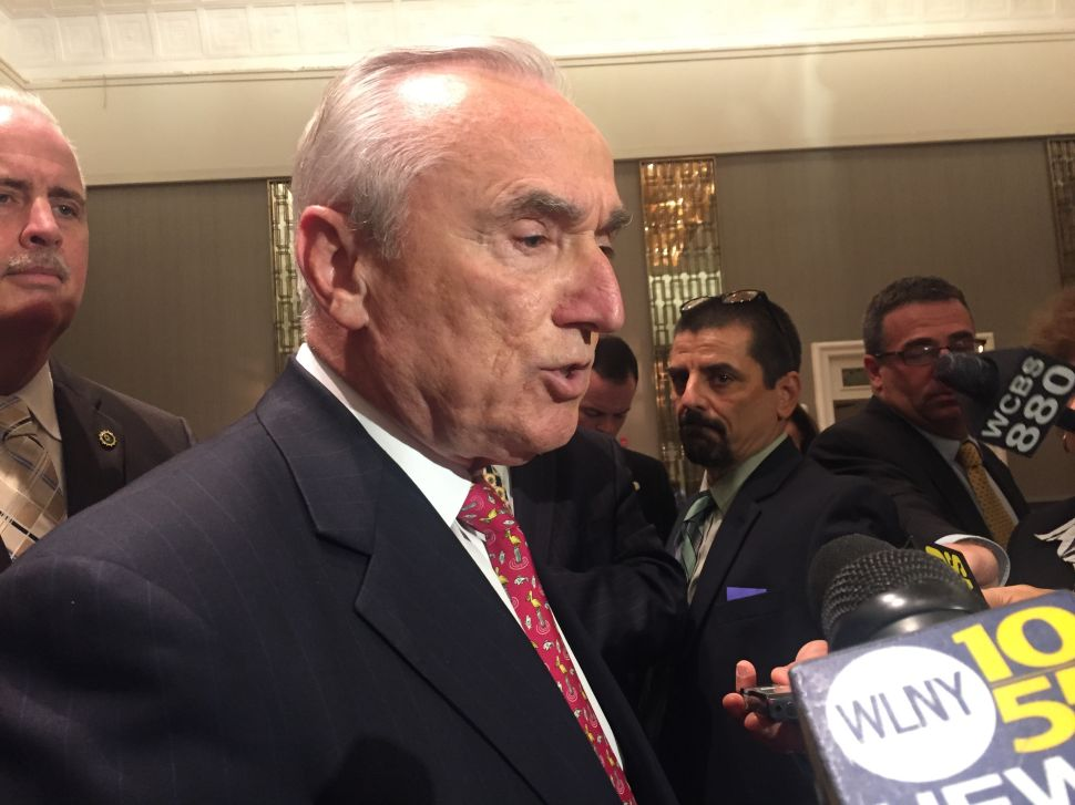 Bill Bratton Punches Back at Comptroller and City Council