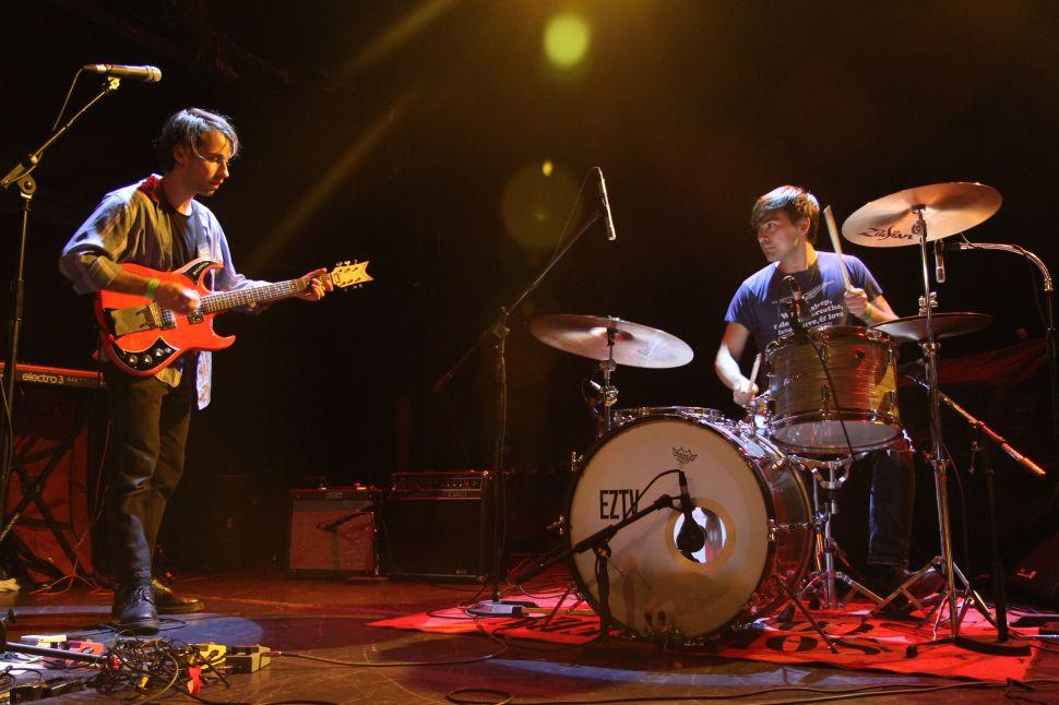 EZTV Writes Heady Songs, Disguised as Pop Music
