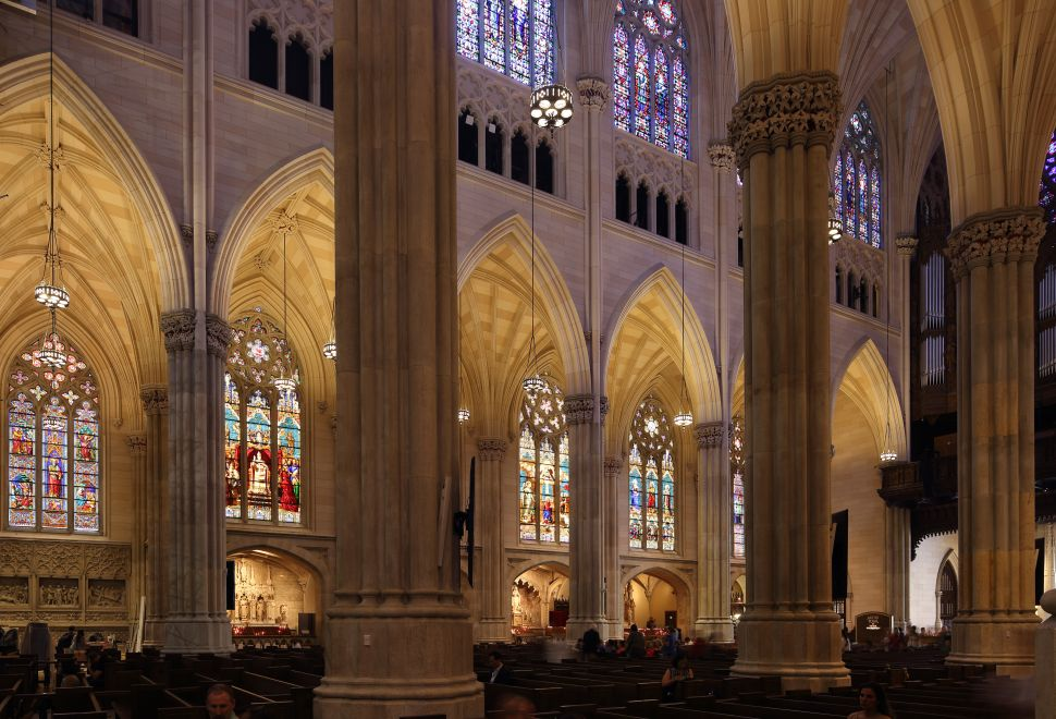 Fit for a Pope: St. Patrick's Cathedral's $200M Restoration Draws to a Close