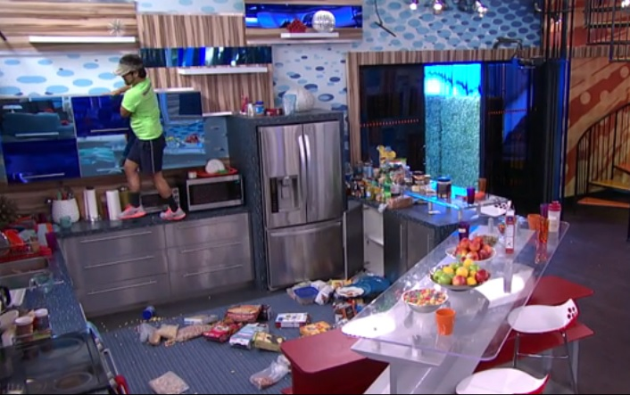 'Big Brother' Week 11 Recap: Half a Dozen