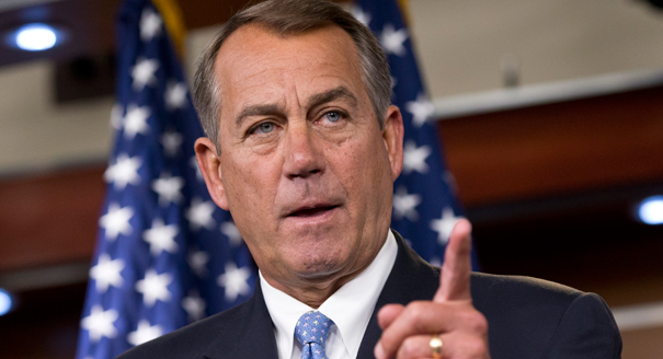 Boehner To Retire From Congress