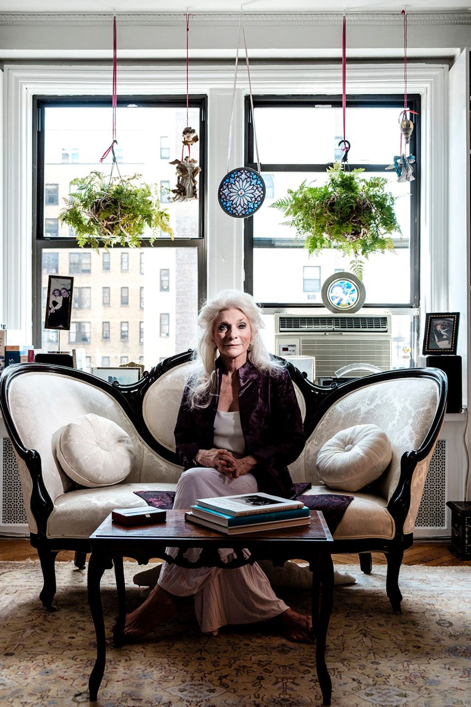 Judy Collins, New York's Musical Doyenne, Really Does Know Life