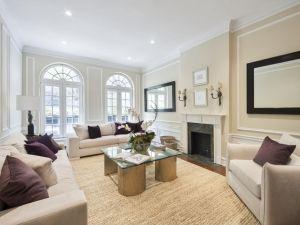 Leslie J. Garfield's Upper East Side townhouse has sold for $7.5 million. (Leslie J. Garfield)