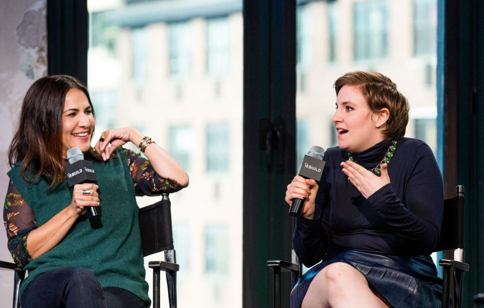 Hearst Teams Up With Lena Dunham's Newsletter