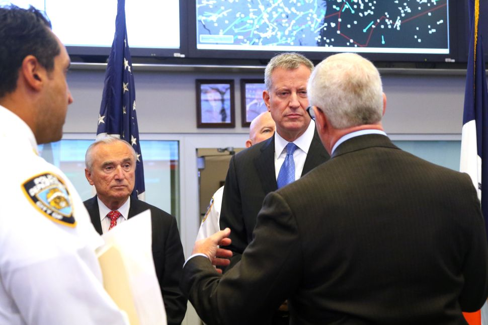 NYPD: Papal Visit and U.N. Assembly 'Largest Security Challenge' City Has Faced