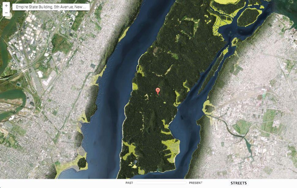 You Can Now Tour a Greener New York Circa 1609
