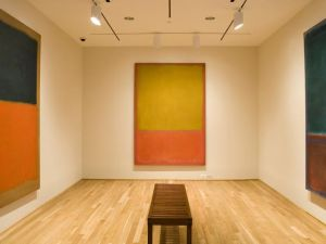 The Rothko Room at The Phillips Collection. (Photo: The Phillips Collection)