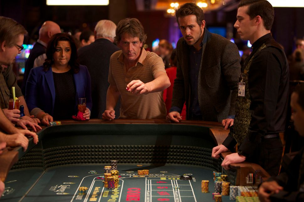 In 'Mississippi Grind,' Two Hopeless Gambling Addicts Travel the Rails