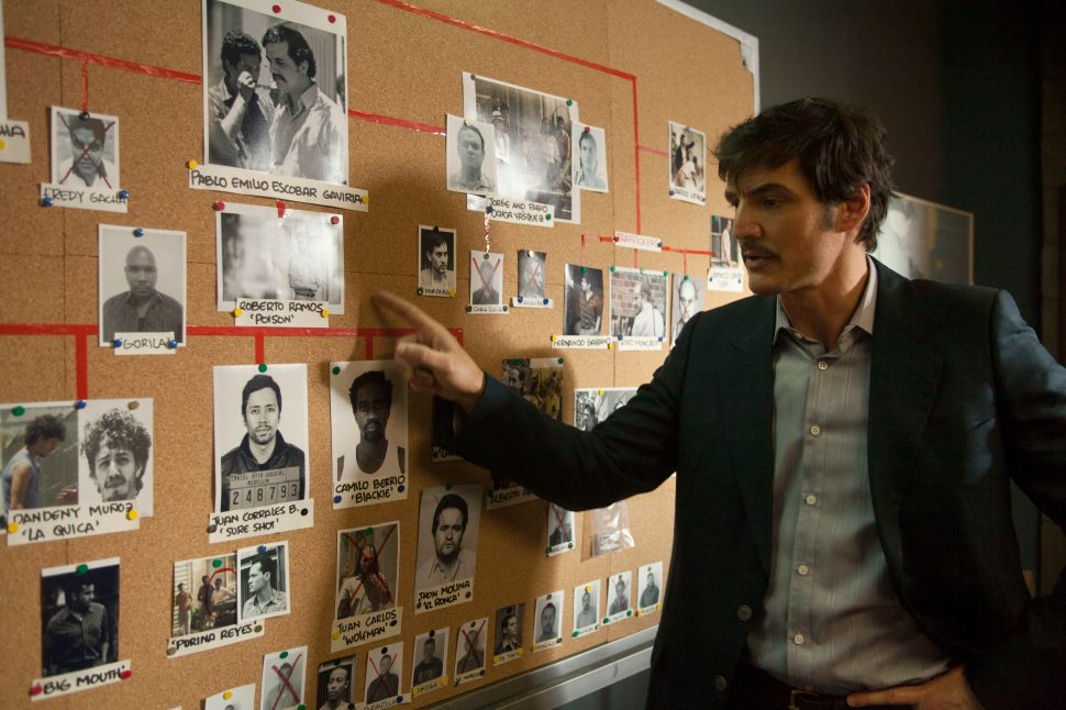 'Narcos' Episodes 2-4 Recap: Robin Hood of the Rich
