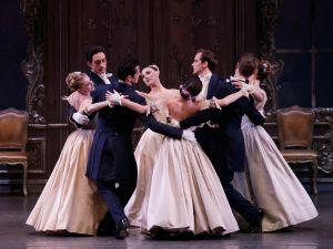 Liebeslieder Walzer by George Balanchine