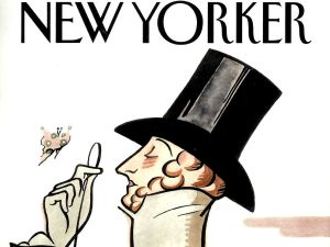 The New Yorker was first published 91 years ago this week.