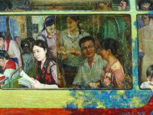 The Bus Ride, Jong Choi.