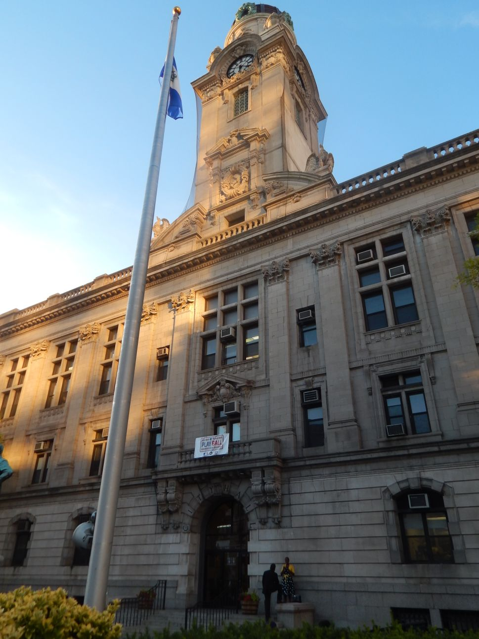 Recreation Question Fails in Paterson
