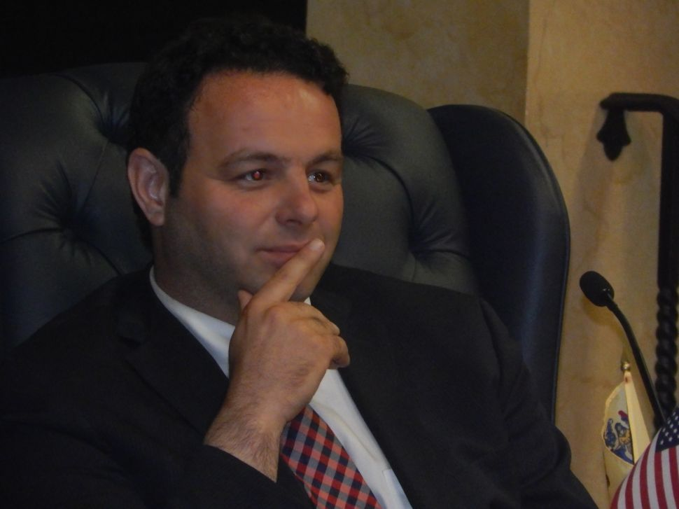 Sayegh's Campaign Finance Reports Being Investigated by ELEC