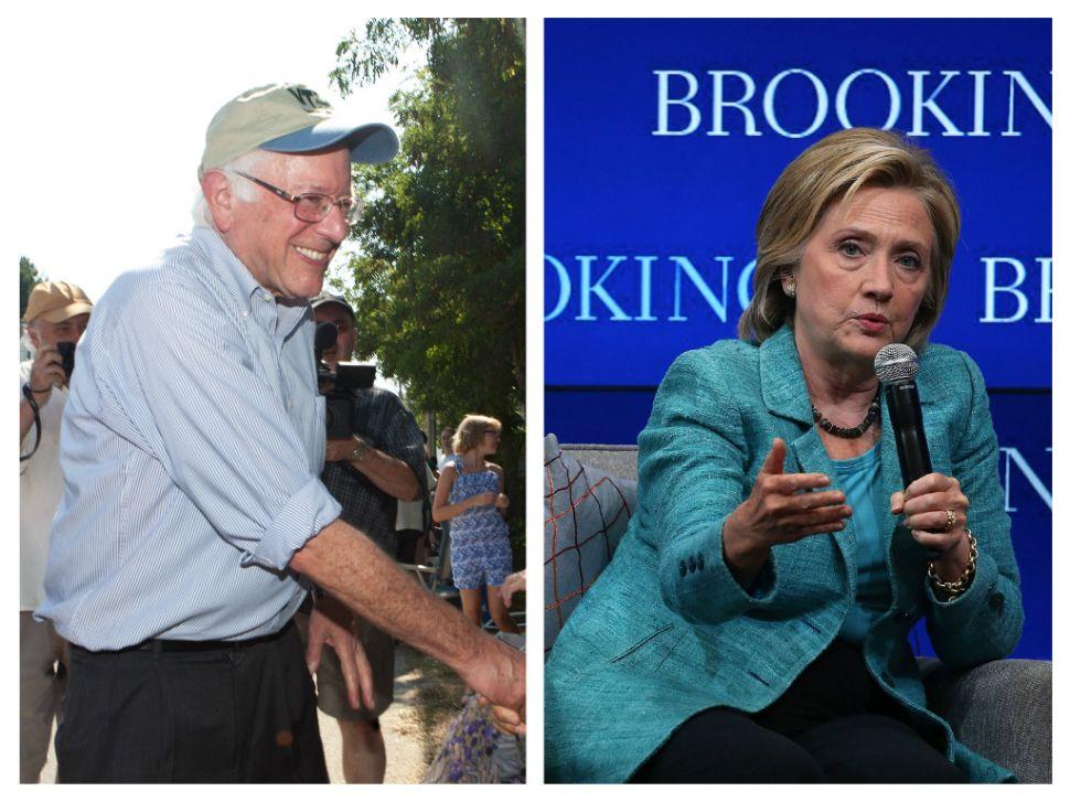 When Bernie Sanders Magic Meets Hillary Clinton Malaise