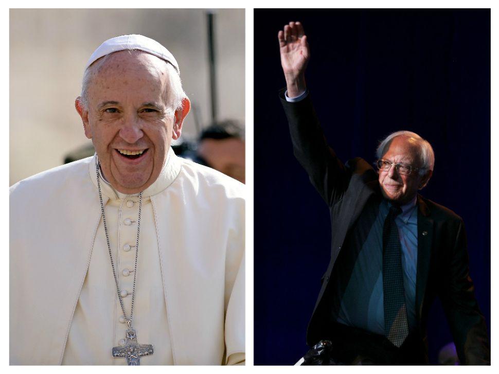 Would Pope Francis Endorse Bernie Sanders?