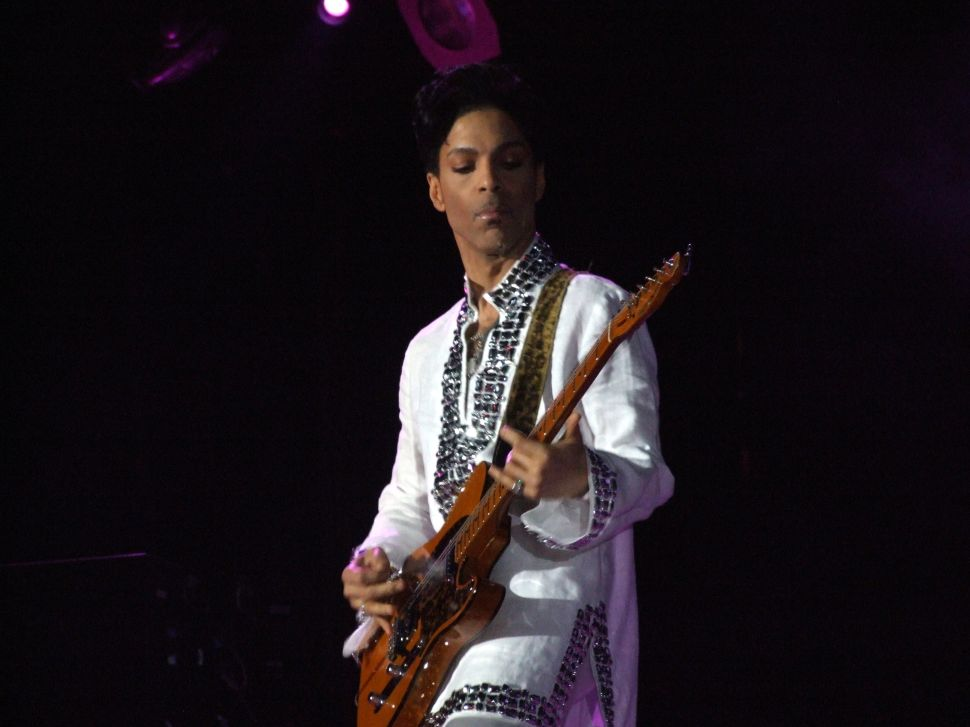 Mom Wins Lawsuit Against Universal Over Toddler's Prince Video