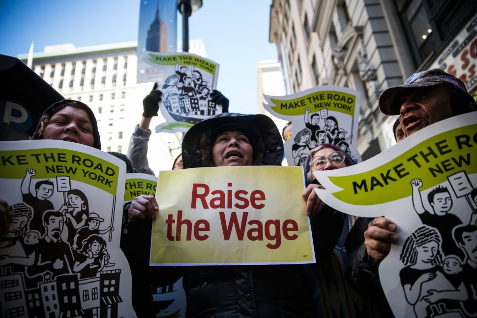 Why Even the Labor Movement's Biggest Enemies Should Be Cheering It On Right Now
