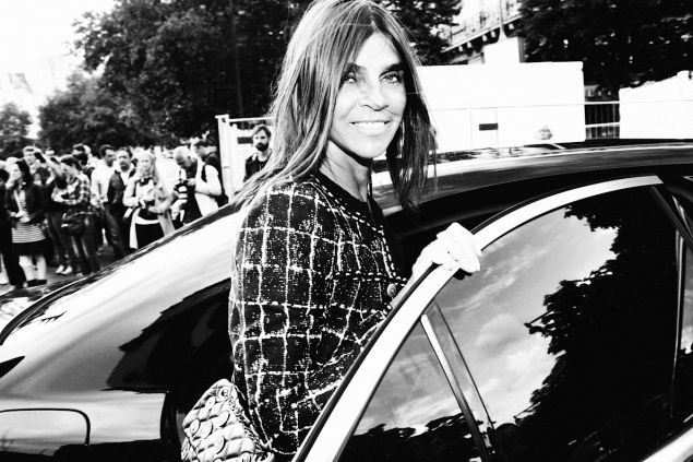 Carine Roitfeld on Her Next Chapter, and on Keeping Fashion Fun